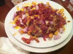 Loaded Fries - Leo's Pub and Grille