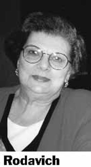 Mildred (Garasick) Hatalla Rodavich
