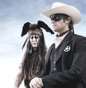 Film The Lone Ranger