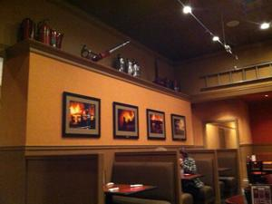 Pechin's Firehouse Restaurant - Dining Room