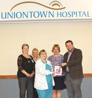 March of Dimes thanks Uniontown Hospital