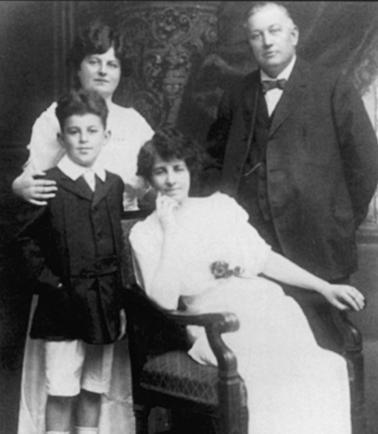 J.V. Thompson family