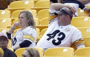 Pittsburgh Steelers fans unhappy with 2-6 record