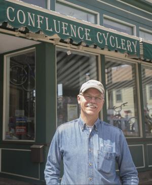 Confluence: Quiet community meets tourism mecca