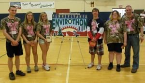 Local students winners at Pennsylvania State Envirothon