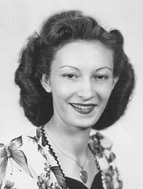 Betty Mae Beatty Obituaries Heraldstandard Com