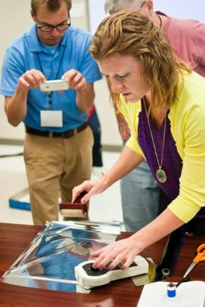 University hosts forensic science conference for educators