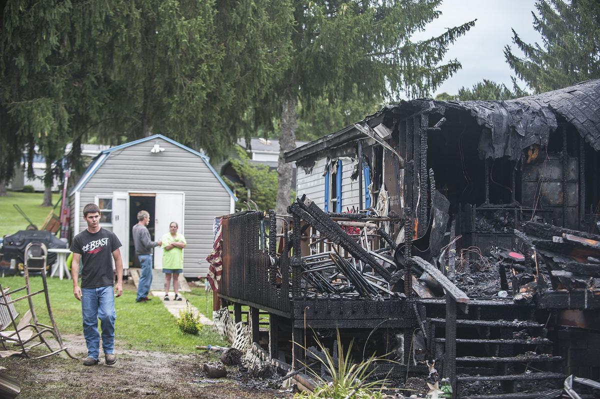 Police Investigating North Union Township Fire