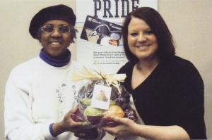 Berean shows appreciation for donation