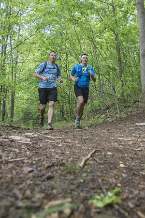 Ultra race challenges mind, body and legs