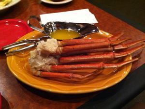 Pechin's Firehouse Restaurant - 1/2 lb Crab Legs