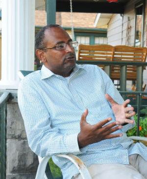 Heartache on foreign soil: Vetern recalls 9/11 while overseas