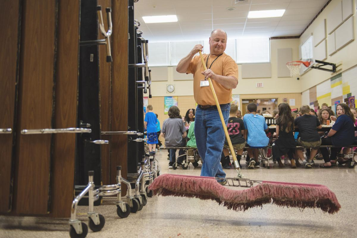 plava elementary custodian leaves lasting impact on students new plava elementary custodian leaves lasting impact on students