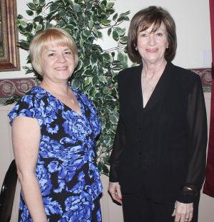 Carmichaels Women's Civic Club holds spring dinner
