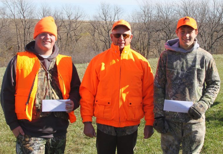 Youth participate in stan boos hunt news for Kansas lifetime fishing license