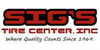 Sig's Tire Center, Inc.
