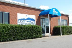 Foothills Regional Airport