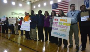 BULLYING PREVENTION KICK-OFF