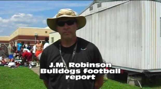 J.M. Robinson Bulldogs Football Report