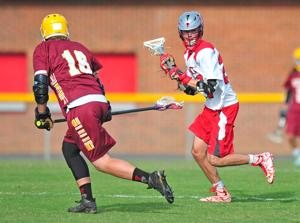 HIGH SCHOOL LACROSSE: Hickory at St. Stephens