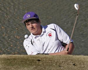 High school golf photo gallery