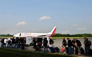 Concord airport a NASCAR hub
