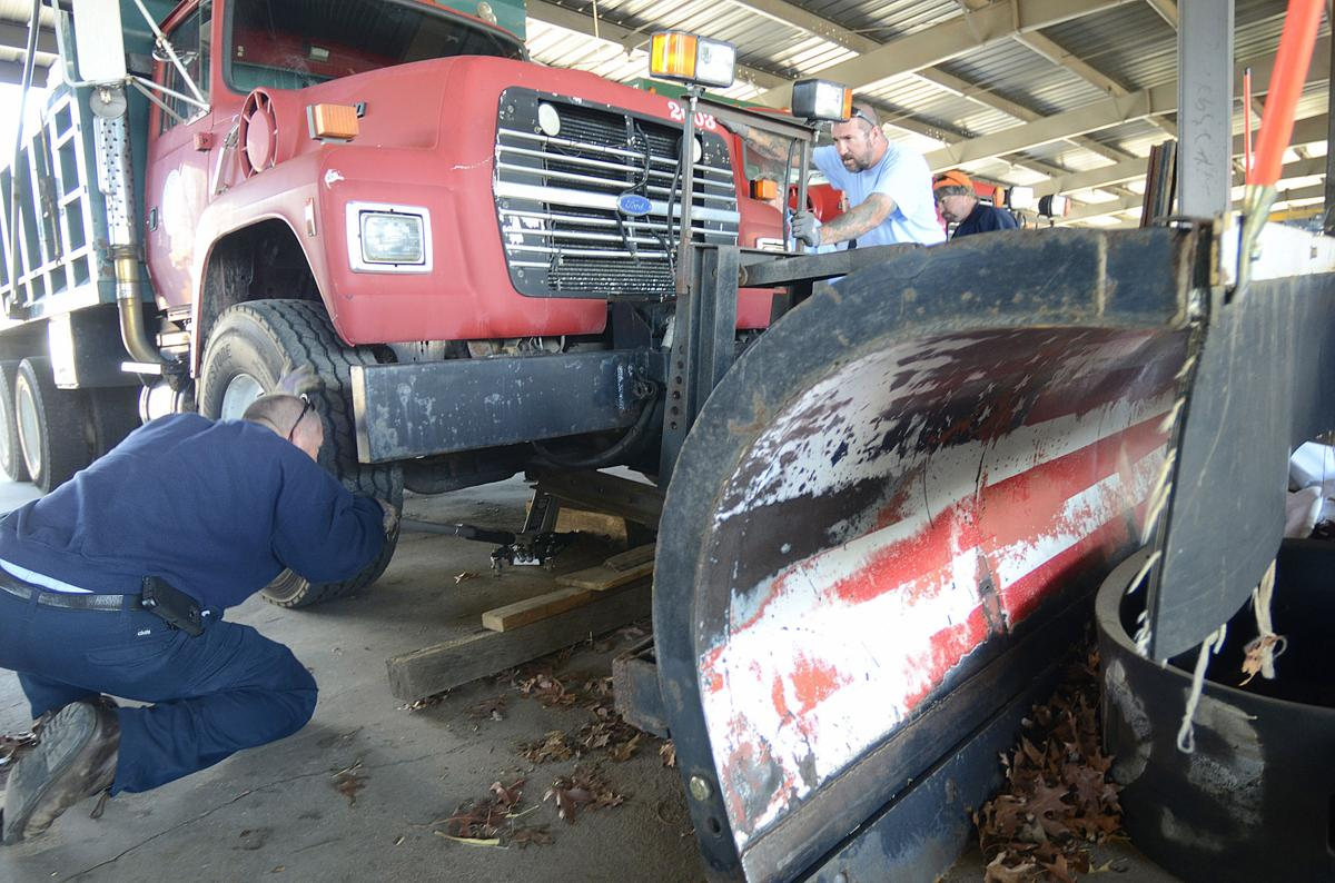 Hickory city officials plan for possible winter weather for Roberts motors hickory nc