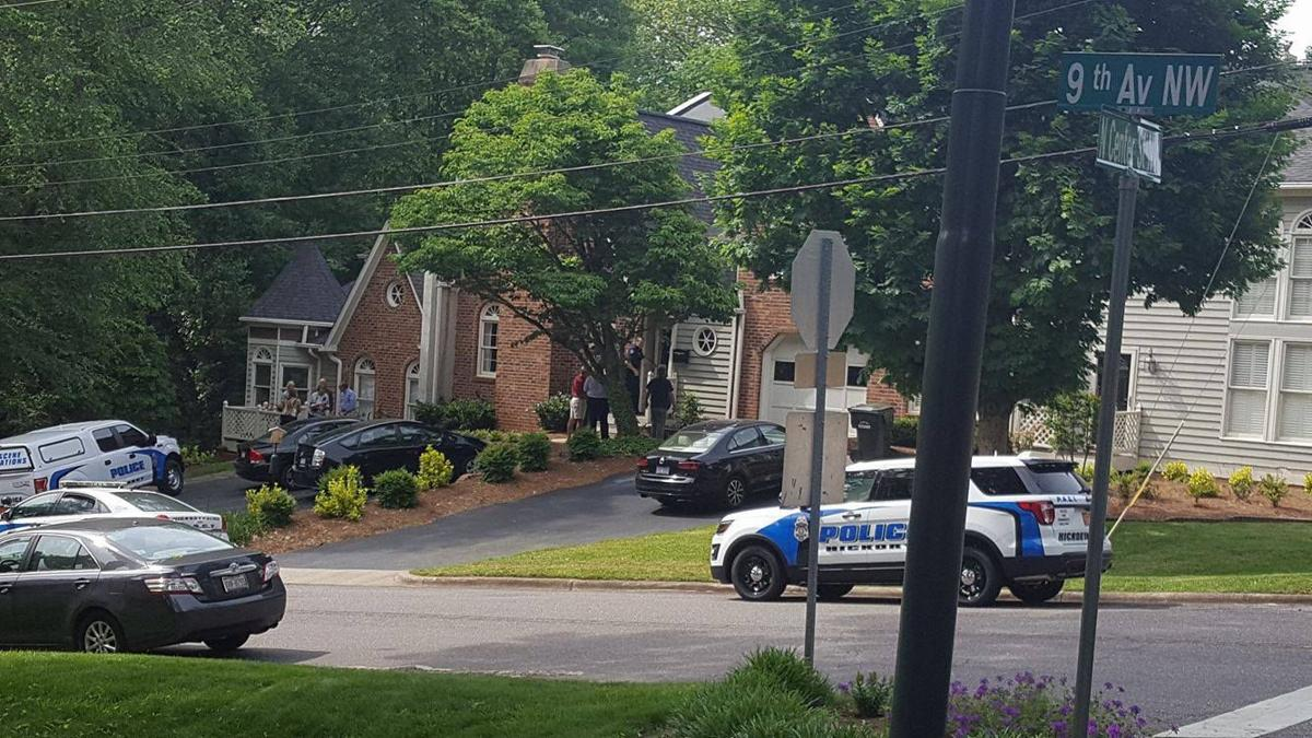 Update police do not suspect foul play in hickory mayor 39 s for Roberts motors hickory nc