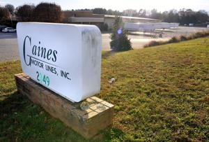 GAINES MOTORLINES FACILITY