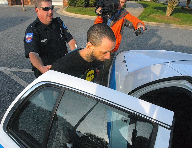 Agencies arrest more than 20 in catawba county drug gun for Roberts motors hickory nc