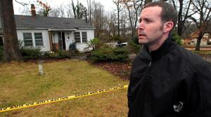 Feb. 23 Hickory intruder shooting