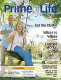 Prime of Life magazine is a resource for senior adults that is published in conjuncture with the Senior Expo.  This publication is produced by Senior Information Resources (SIR), the Catawba County Chamber of Commerce and Catawba County Aging Coalition.