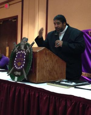 State NAACP president speaks in Hickory