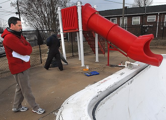 Hud Settlement Offer Over Demolished Pools On Hickory Council Agenda Next Tuesday News