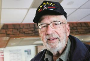 <p>Charlie Anderson of Hillsboro returned home Monday after taking part in the WDAY Honor Flight to Washington, D.C.</p>