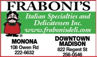 Fraboni's Italian Specialties & Delicatessen Downtown