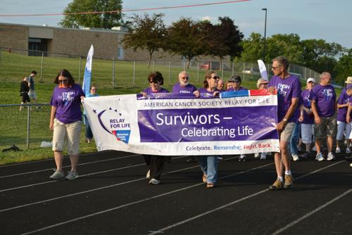 Relay for Life honors cancer survivors, remembers those lost