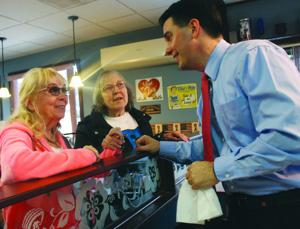 Walker visits Lodi