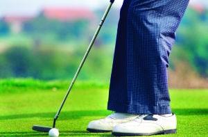 Chamber golf fundraiser