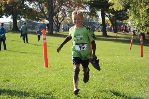 2014 fall mud runs