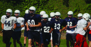 Monona Grove football has Summer camp