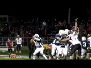 Monona Grove vs Milton October 17th, 2014