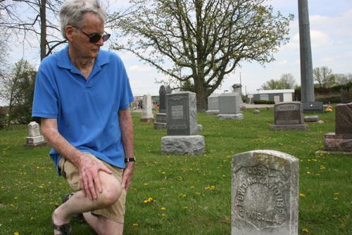 Every gravestone tells a story
