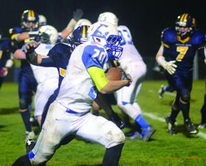 Lodi football advances in playoffs