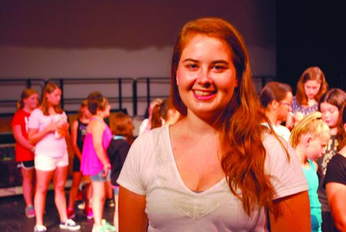 High School alumni direct Civic Theater's musicals