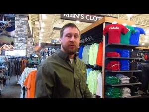 Inside the new Sun Prairie Cabela's -- 1 of 7 -- April 14, 2015