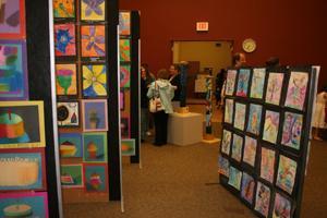 Marshall student art show