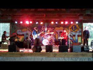 2012 Sun Prairie Blues Fest #6 -- Barrelhouse Chuck