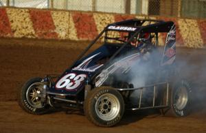 Indy & Midget driver Clauson dies after midget crash