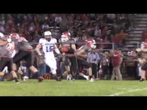 Monona Grove vs. Monroe Sept 26th, 2014